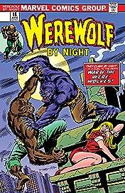 Werewolf By Night (1972-1988) #18