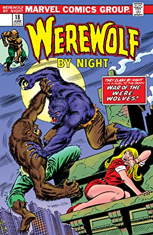 Werewolf By Night (1972-1988) #18