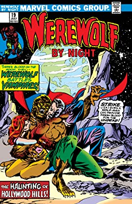 Werewolf By Night (1972-1988) #19