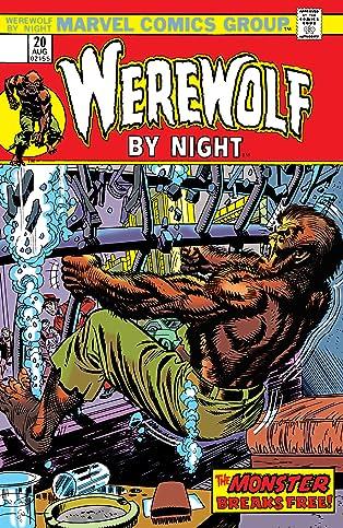 Werewolf By Night (1972-1988) #20