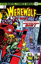 Werewolf By Night (1972-1988) #21