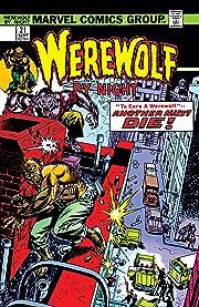 Werewolf By Night (1972-1988) #21