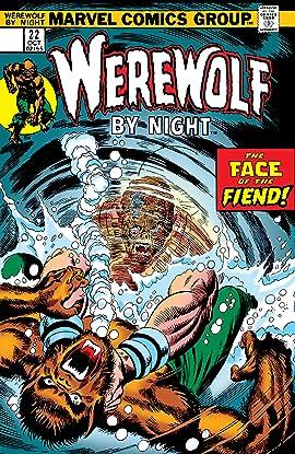 Werewolf By Night (1972-1988) #22