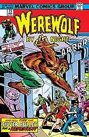 Werewolf By Night (1972-1988) #23