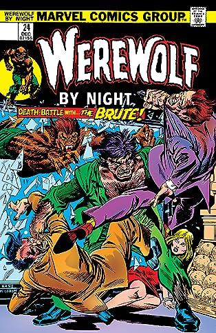 Werewolf By Night (1972-1988) #24