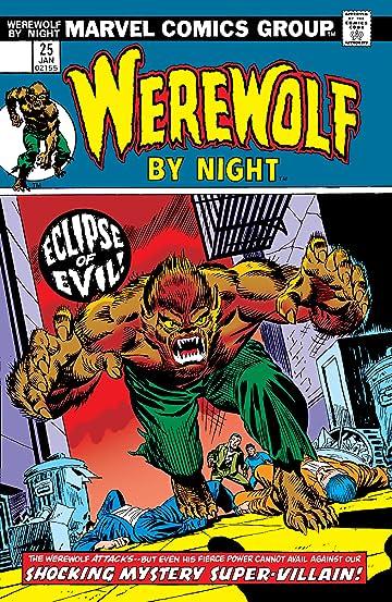 Werewolf By Night (1972-1988) #25