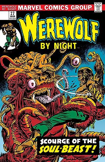 Werewolf By Night (1972-1988) #27