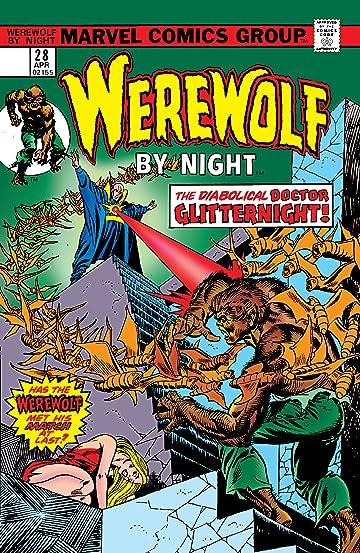 Werewolf By Night (1972-1988) #28