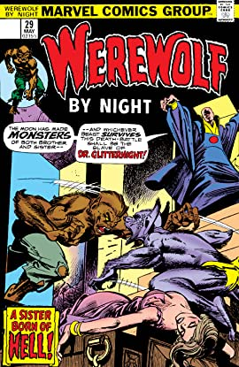 Werewolf By Night (1972-1988) #29