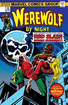 Werewolf By Night (1972-1988) #30