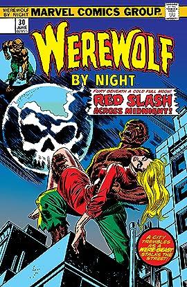 Werewolf By Night (1972-1977) #30