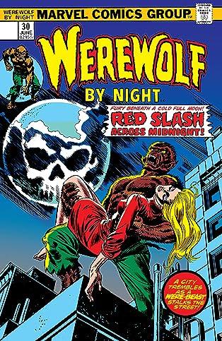 Werewolf By Night (1972-1988) #30