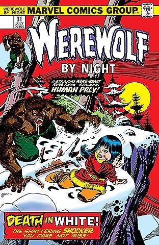 Werewolf By Night (1972-1988) #31