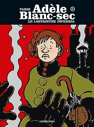 Adèle Blanc-sec Vol. 9: Le Labyrinthe infernal (première partie)