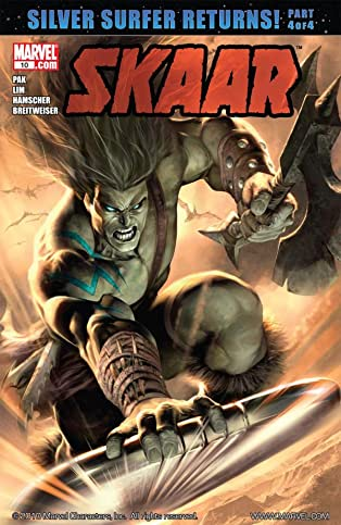 Skaar: Son of Hulk #10