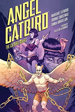 Angel Catbird Tome 3: The Catbird Roars