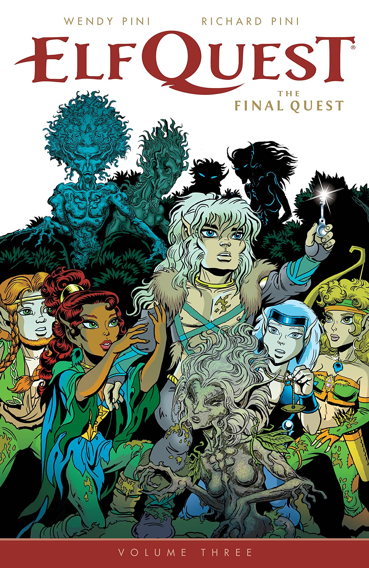 ElfQuest: The Final Quest Vol. 3