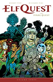 ElfQuest: The Final Quest Tome 3