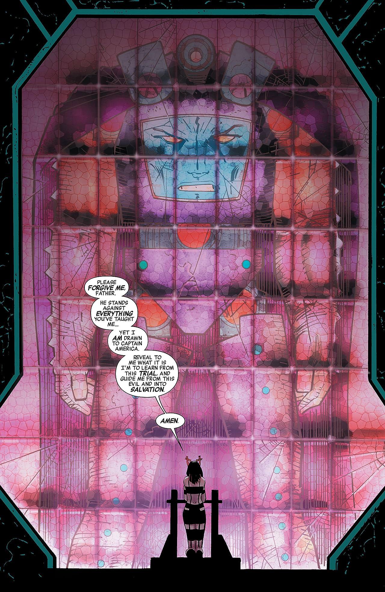 Captain America Vol. 2: Castaway In Dimension Z - Book 2