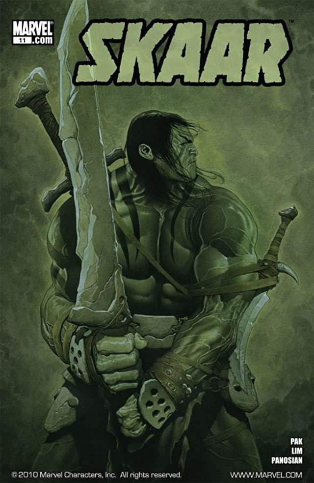 Skaar: Son of Hulk #11