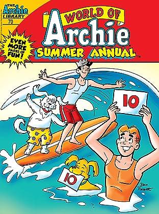 World of Archie Comics Double Digest #70