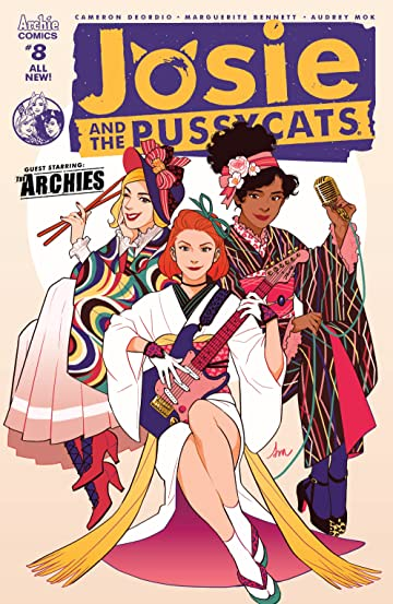 Josie & The Pussycats (2016-) #8