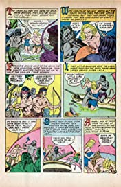 Crom the Barbarian Collection #1