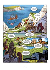 Atalante Vol. 6: Le Labyrinthe d'Hadès