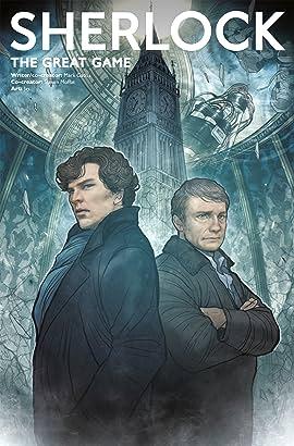 Sherlock: The Great Game #1