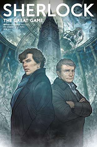 Sherlock: The Great Game No.1