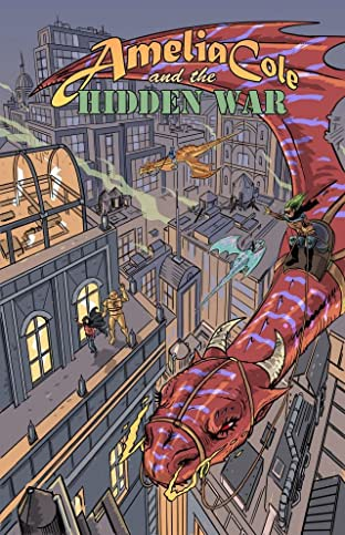 Amelia Cole #12: Hidden War Part 6
