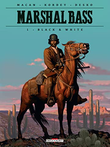 Marshal Bass Vol. 1: Black & White