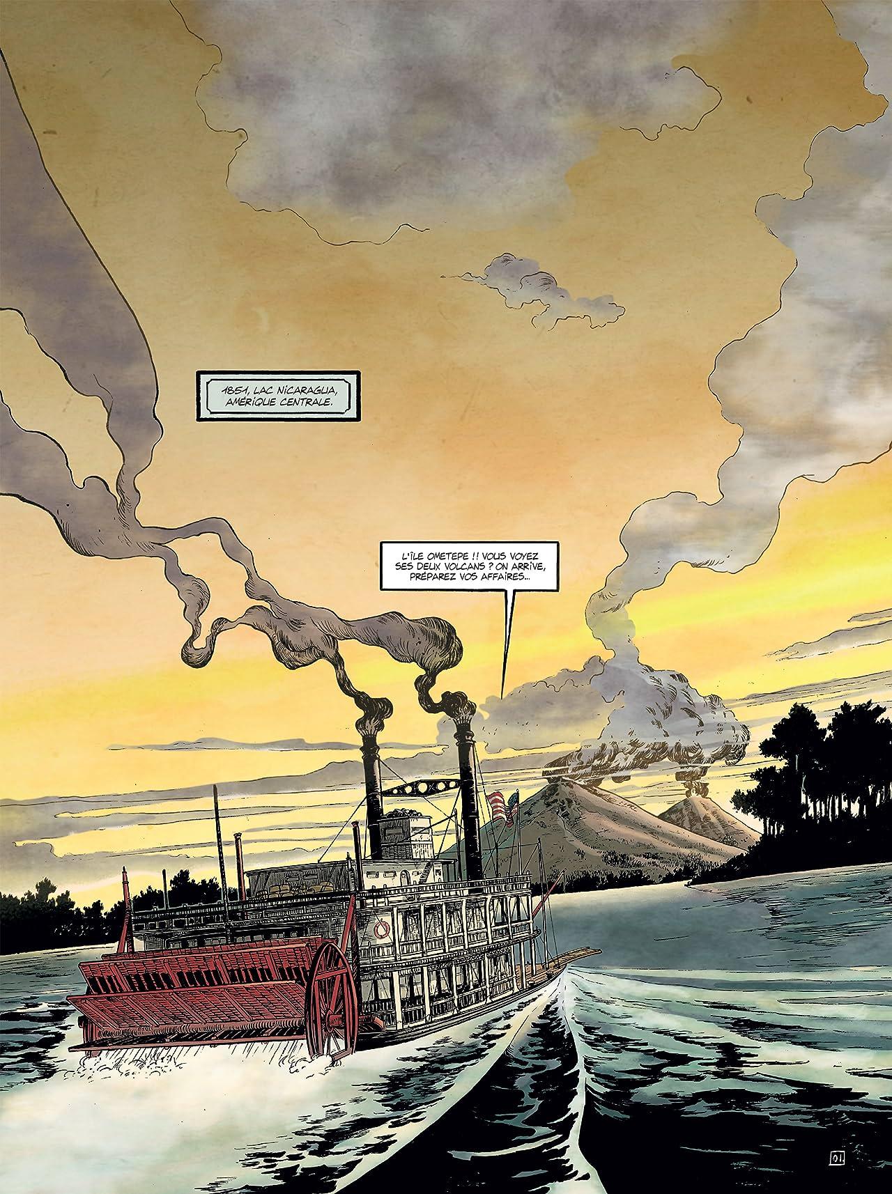 Sonora Vol. 1: La vengeance