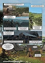 Breizh Histoire de la Bretagne Vol. 2: Une nouvelle terre