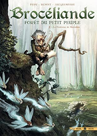 Brocéliande Vol. 1: La Fontaine de Barenton
