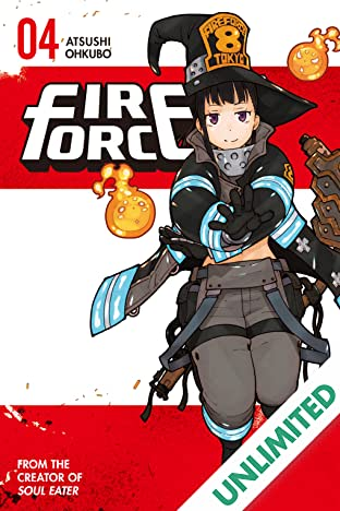 Fire Force Vol. 4
