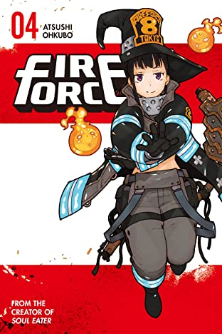 Fire Force Tome 4
