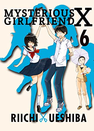 Mysterious Girlfriend X Vol. 6