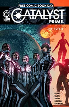 Catalyst Prime: The Event (FCBD)