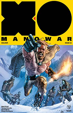 X-O Manowar (2017) No.3