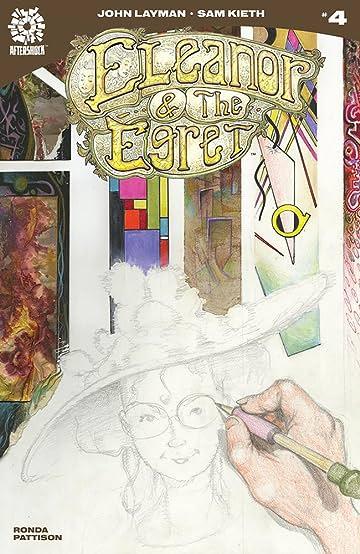 Eleanor & The Egret #4