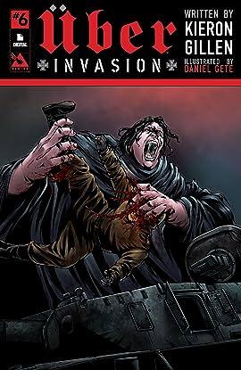 Uber: Invasion #6
