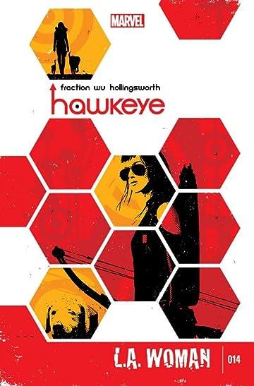 Hawkeye (2012-2015) #14