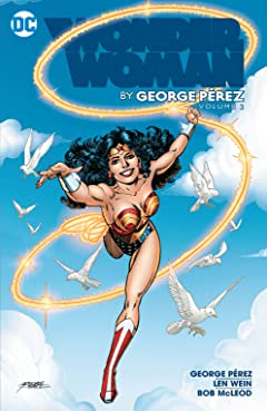 Wonder Woman by George Perez Vol. 2