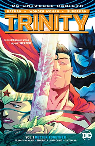Trinity (2016-) Tome 1: Better Together