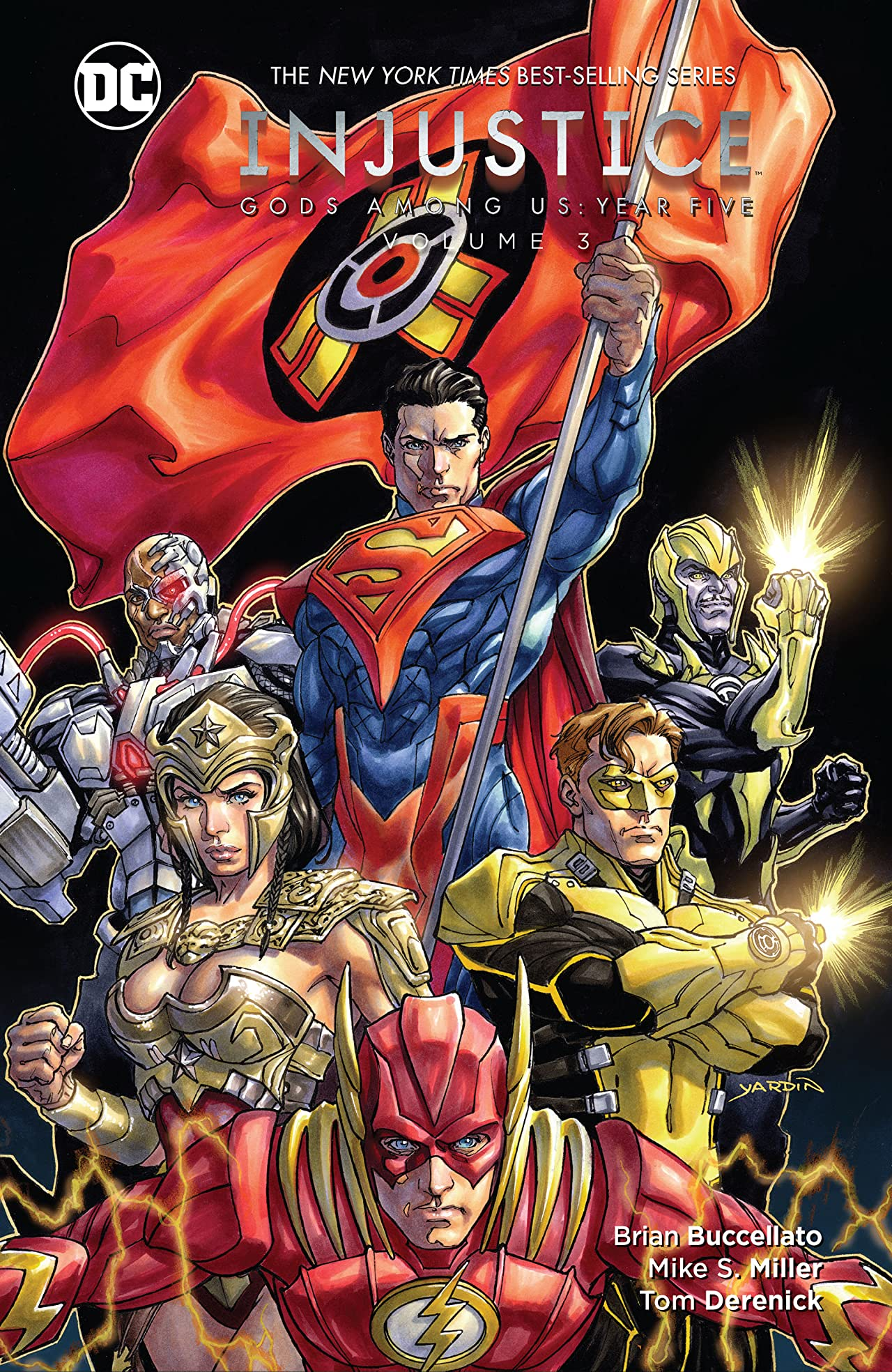 Injustice: Gods Among Us: Year Five (2015-2016) Vol. 3