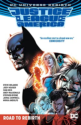Justice League of America: Road to Rebirth
