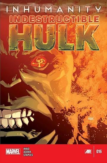 Indestructible Hulk #16