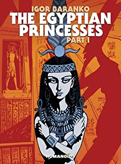 The Egyptian Princesses Vol. 1
