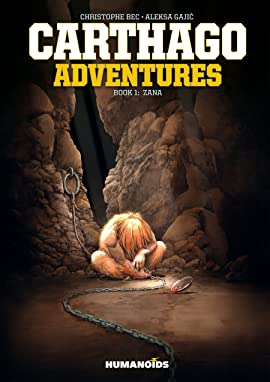 Carthago Adventures Vol. 1: Zana